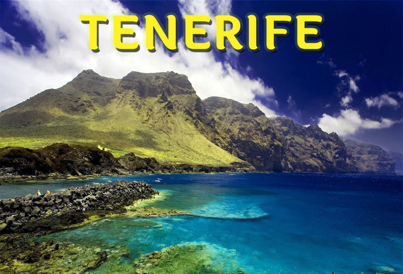 Viaje de estudiantes Tenerife