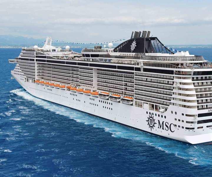 Viaje estudiantes crucero MSC