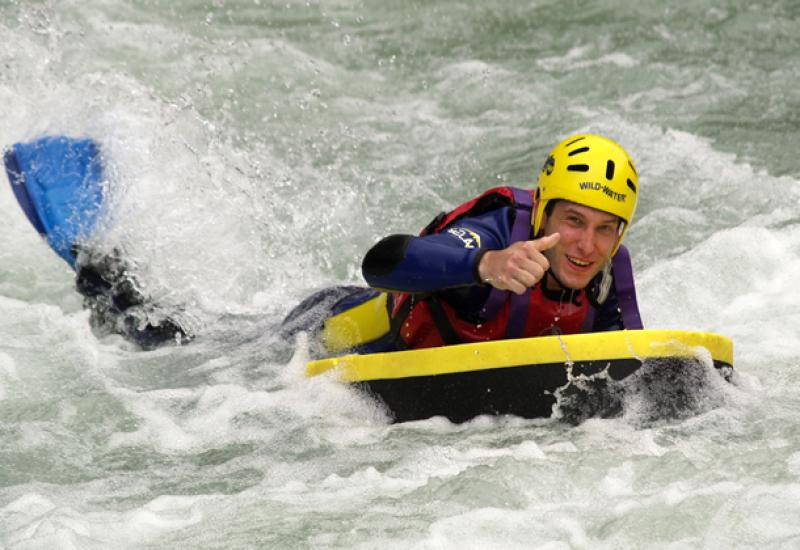 Oferta fin de curso rio deva
