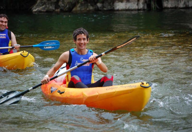 Actividades Extra Asturias Descenso Rio Sella