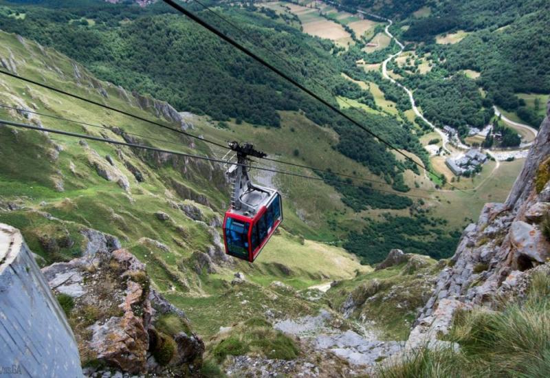 Actividades Extra Cantabria teleferico