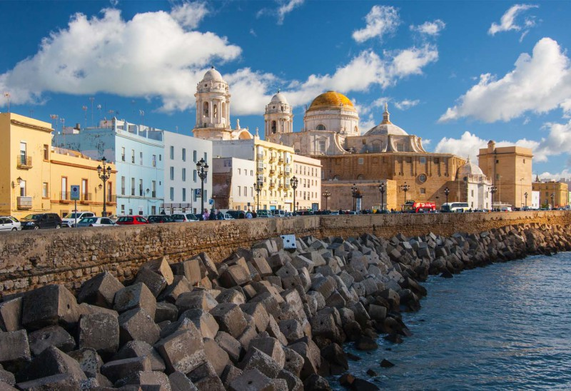 oferta Viaje de estudiantes Cadiz barato