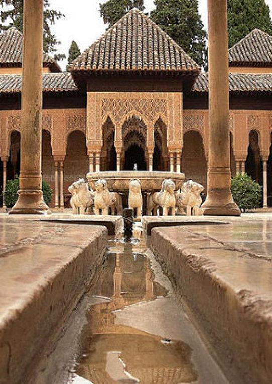 oferta Viaje de estudiantes la alhambra