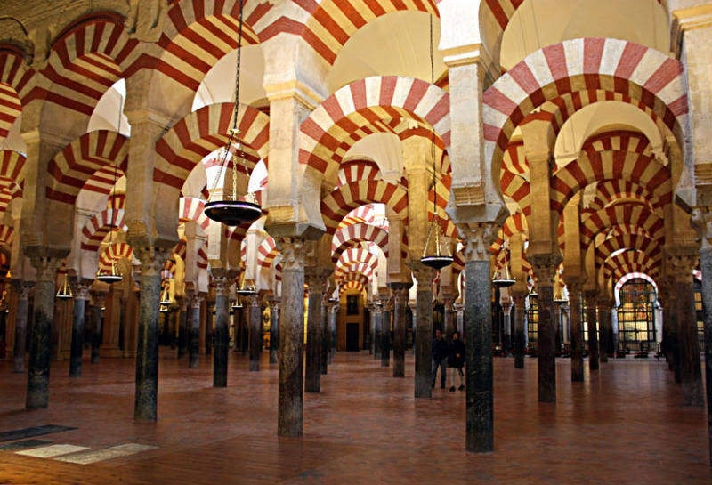 Viajes de estudiantes Andalucia