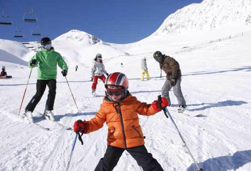 Nieve viajes de estudiantes