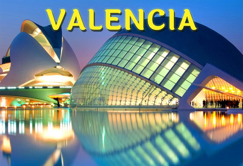 Viaje de estudiantes Valencia