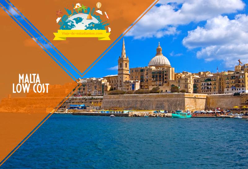 Malta viaje bachillerato