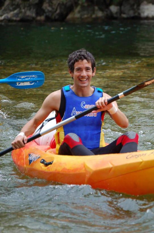 descenso canoa cantabria