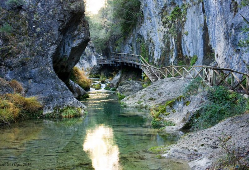 oferta Viaje de estudiantes Sierra de Cazorla
