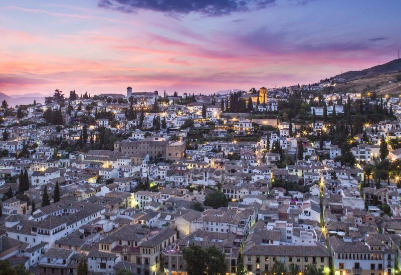 oferta Viaje de estudiantes Andalucia
