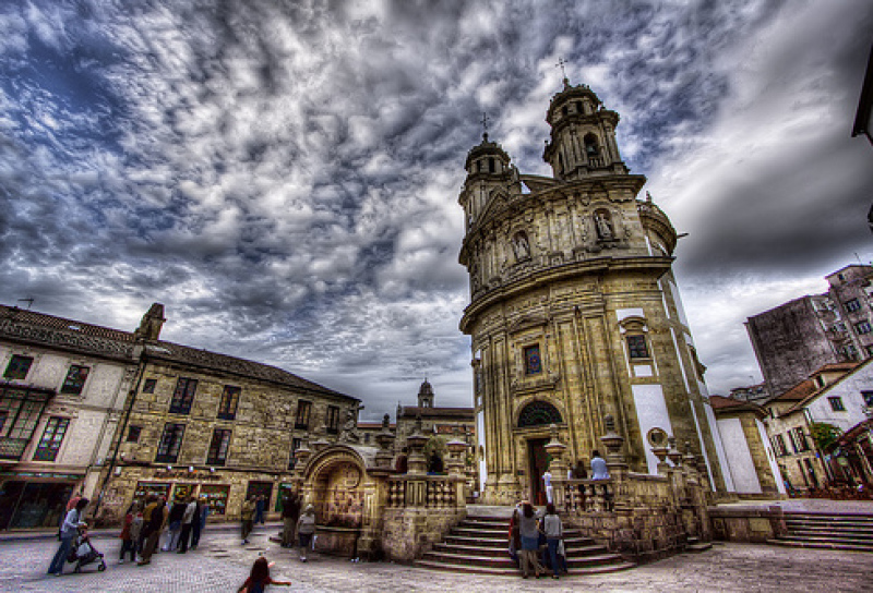 Viaje de estudiantes Galicia