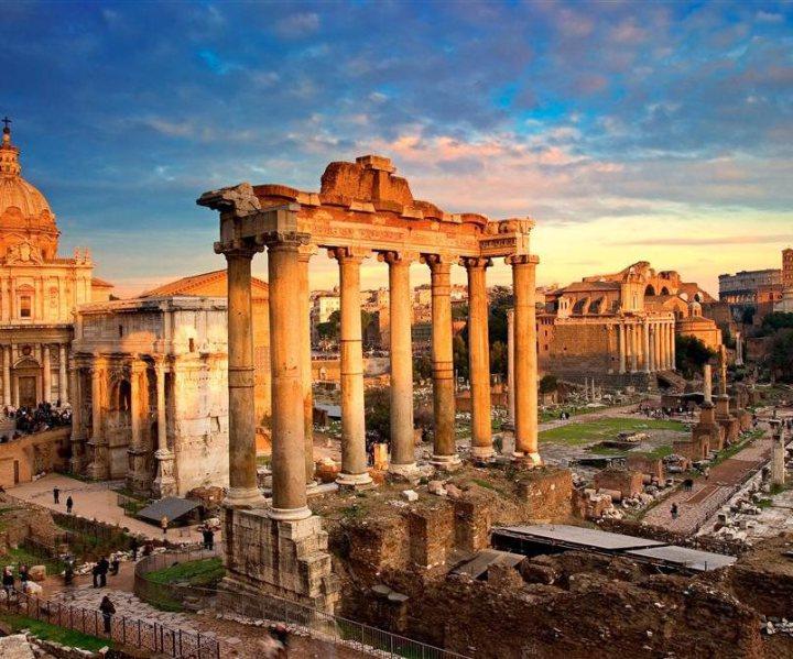 viaje escolares a roma